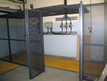 security-cage-double-door