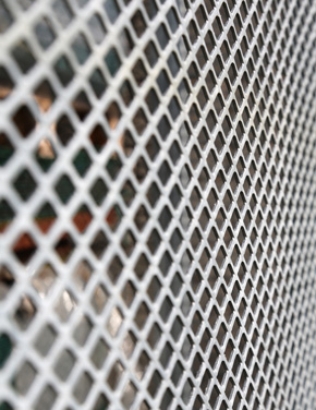 Galvanised Expanded Mesh