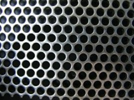 Perforated Window Guards