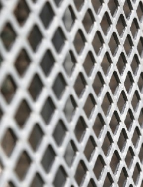 FMM 204F, Mild steel 2440x1220 Used For Security & Cage Panels