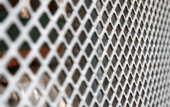 Industrial Mesh Expanded Amp Perforated Mesh Metals